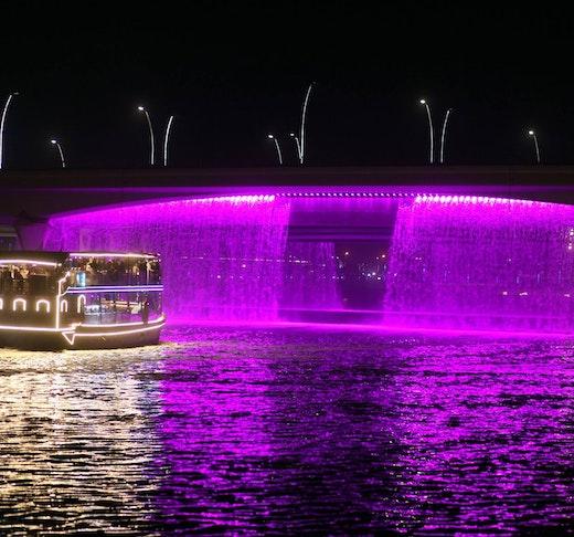 Luxury Dubai Canal Cruise + La Perle Silver Pass Price