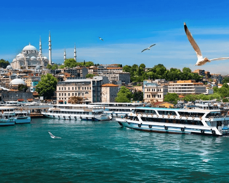 Bosphorus Cruise with Asian Side & Dolmabahce Palace Category