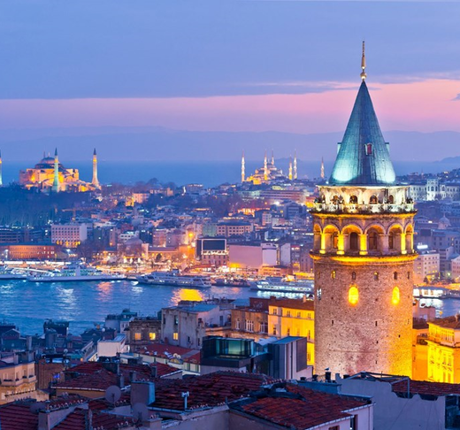 Bosphorus Cruise with Spice Bazaar