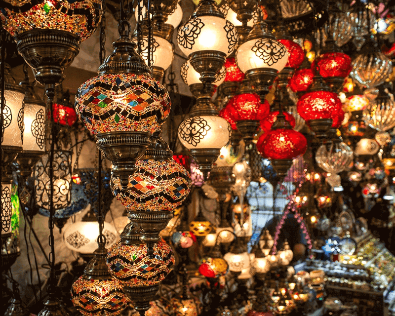Bosphorus Cruise with Spice Bazaar Location