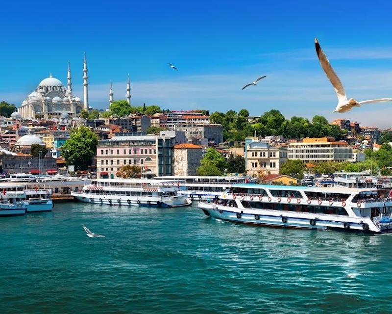 Bosphorus Cruise with Spice Bazaar Discount