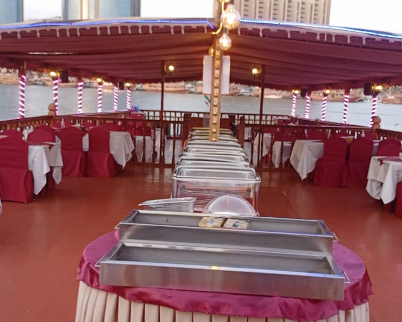 Standard Dhow Cruise at the Creek Discount