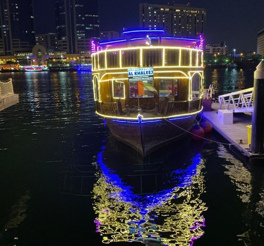 Standard Dhow Cruise at the Creek