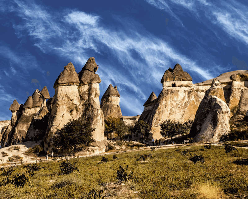 Cappadocia Day Tour from Istanbul Ticket