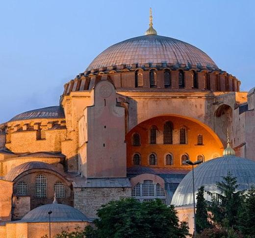 Half-Day Hagia Sophia & Blue Mosque Tour Ticket