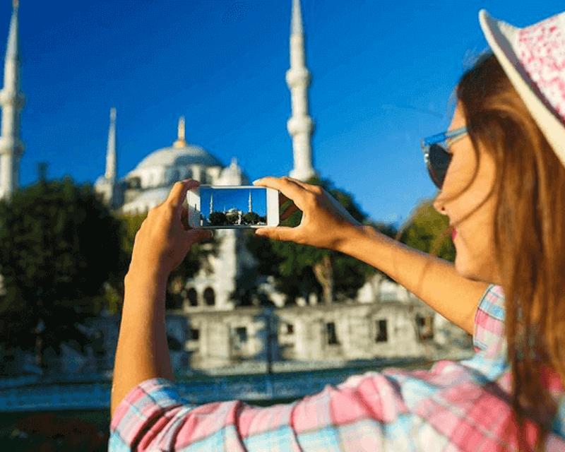 Half-Day Hagia Sophia & Blue Mosque Tour