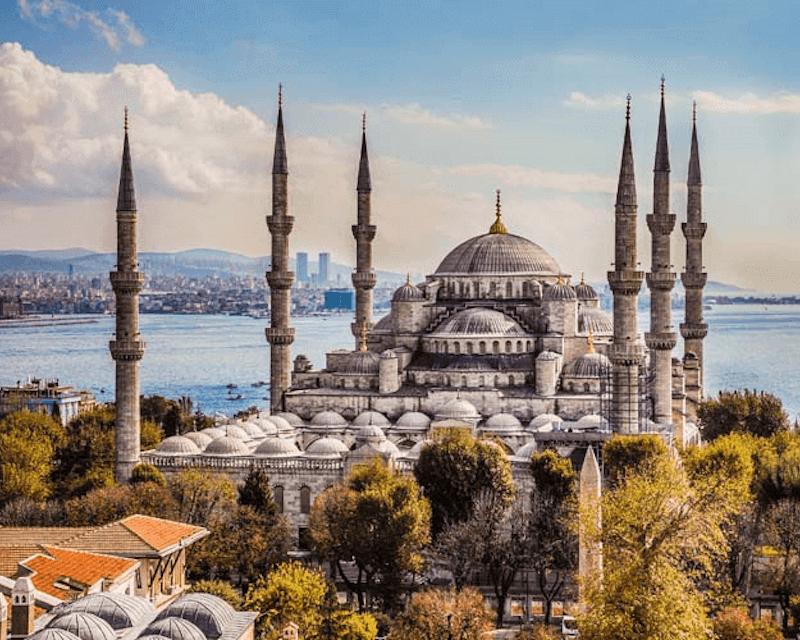 Half-Day Hagia Sophia & Blue Mosque Tour Location
