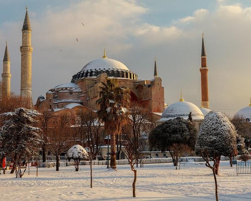 Half-Day Hagia Sophia & Blue Mosque Tour Price