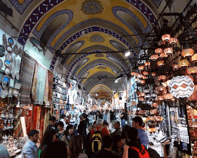 Half-Day Topkapi Palace & Grand Bazaar Tour  Review