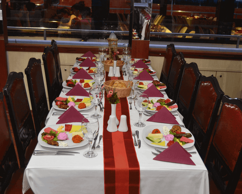Istanbul Dinner Cruise Discount