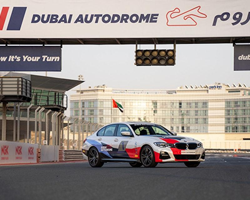 BMW 330i M-Sport Experience Ticket