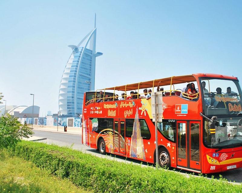 Dubai City Sightseeing Tour: 24 Hours Hop on Hop Off Location