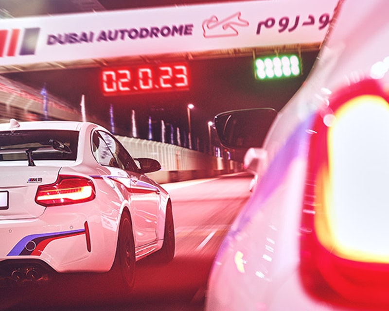 BMW M2 Competition Driving Experience Ticket