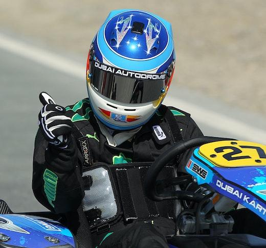 Outdoor Karting at Dubai Autodrome Ticket