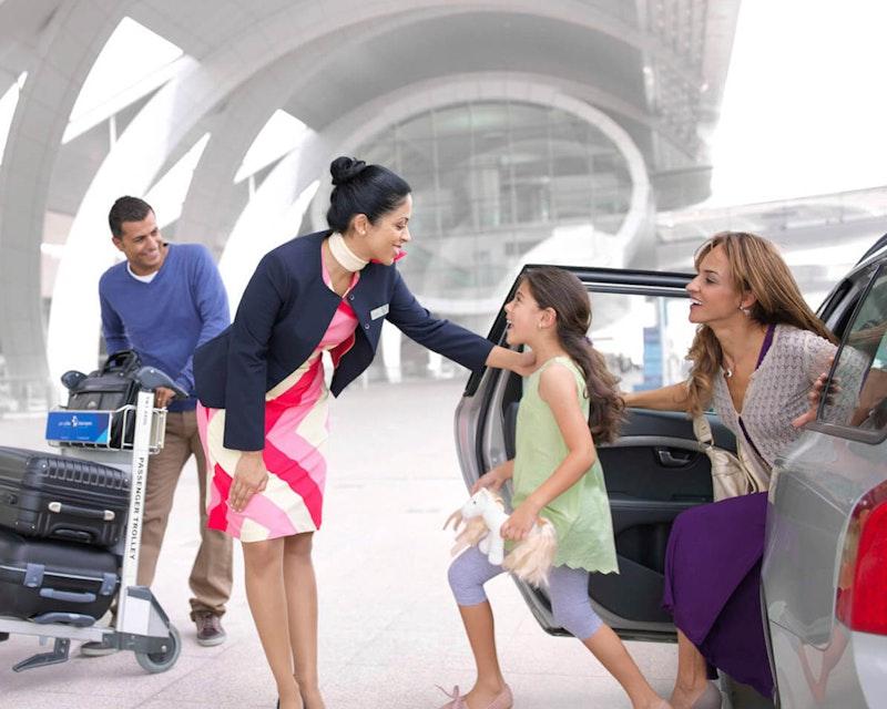 Marhaba Service: Departure Meet & Greet Ticket