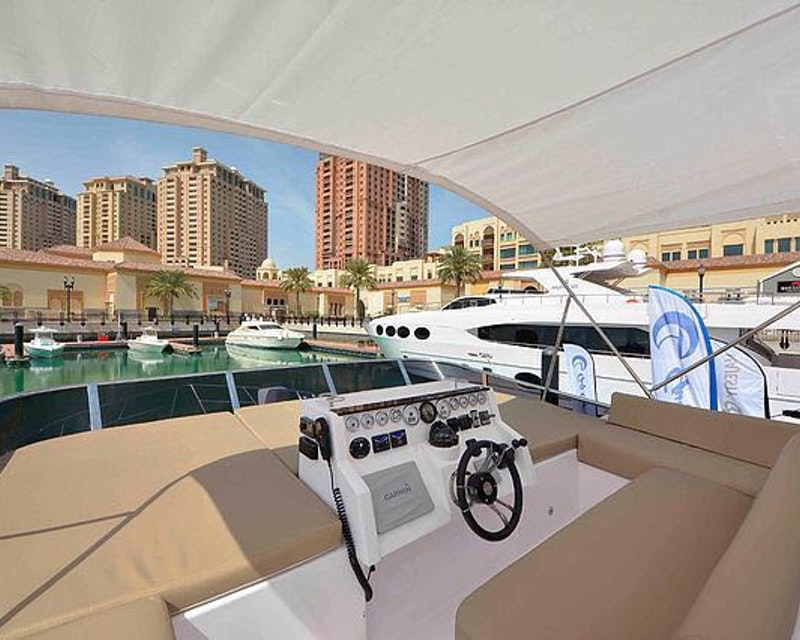 Dubai Private Yacht: 48 Feet Discount