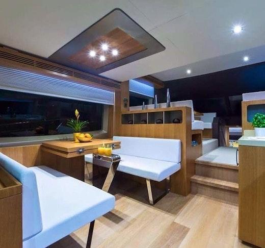 Dubai Private Yacht: 48 Feet Ticket
