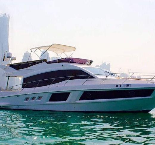 Dubai Private Yacht: 48 Feet