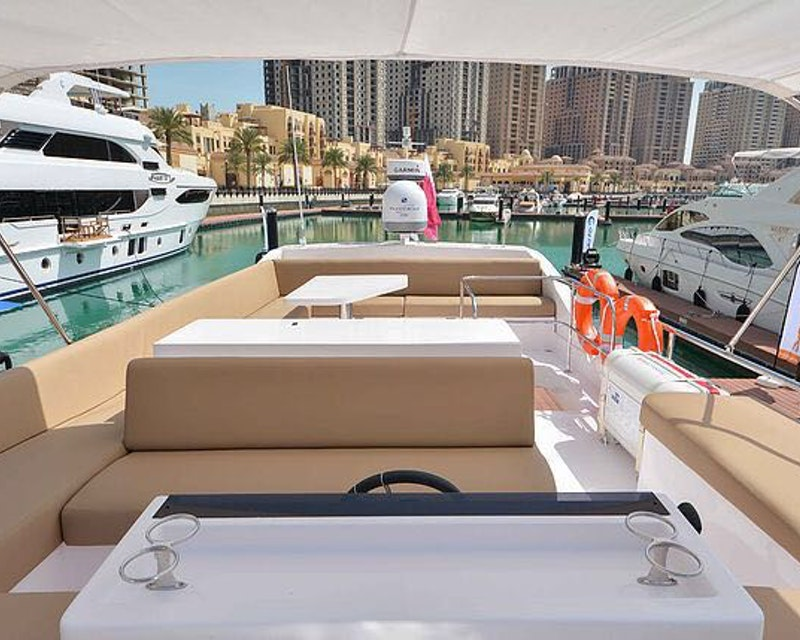 Dubai Private Yacht: 48 Feet Location