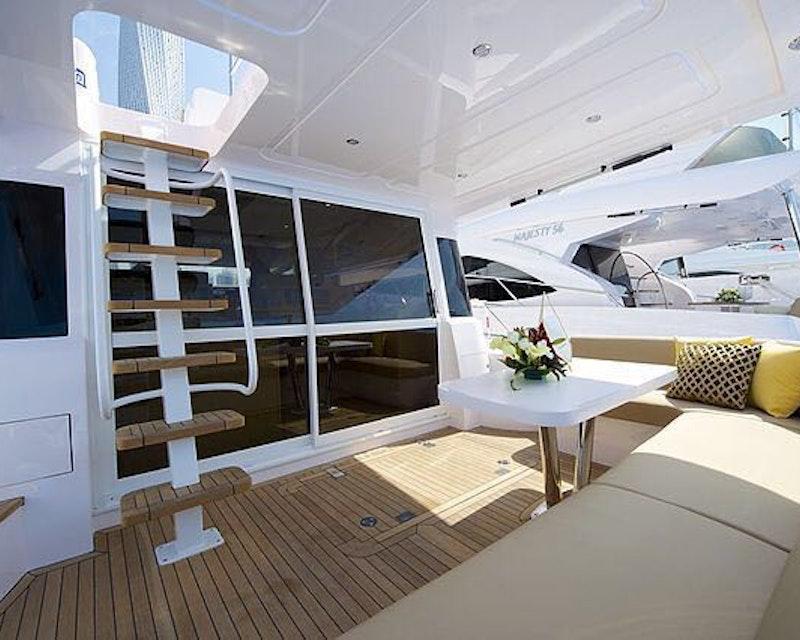 Dubai Private Yacht: 48 Feet Tripx Tours