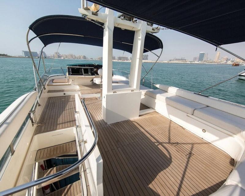 Dubai Private Yacht: 65 Feet Discount