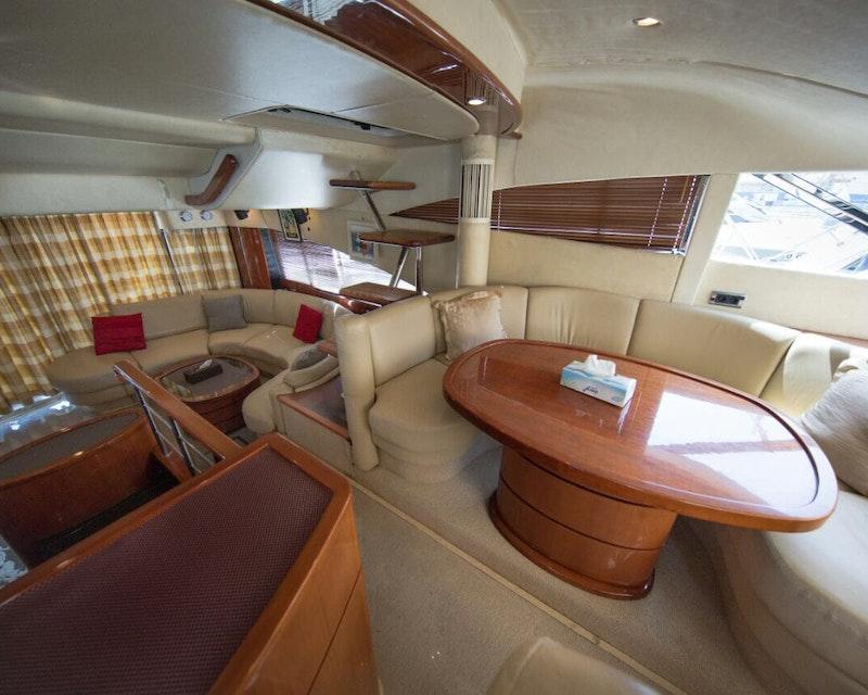 Dubai Private Yacht: 65 Feet Tripx Tours