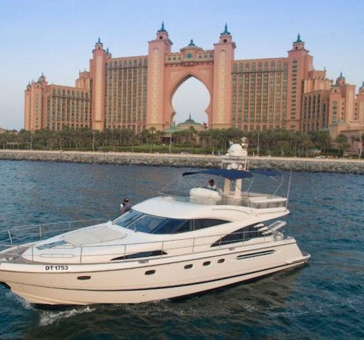 Dubai Private Yacht: 65 Feet Ticket