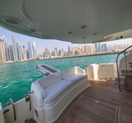 Dubai Private Yacht: 65 Feet Location