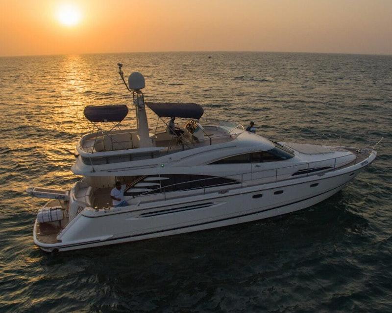 Dubai Private Yacht: 65 Feet Price