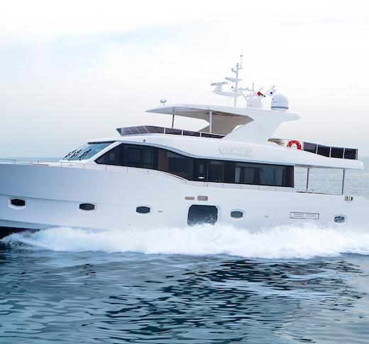 Dubai Private Yacht: 75 Feet Discount