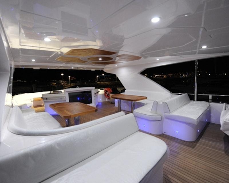 Dubai Private Yacht: 75 Feet Category