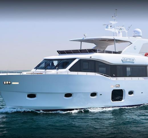 Dubai Private Yacht: 75 Feet Ticket