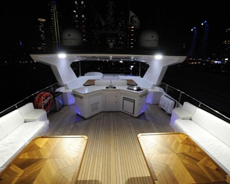 Dubai Private Yacht: 75 Feet Tripx Tours