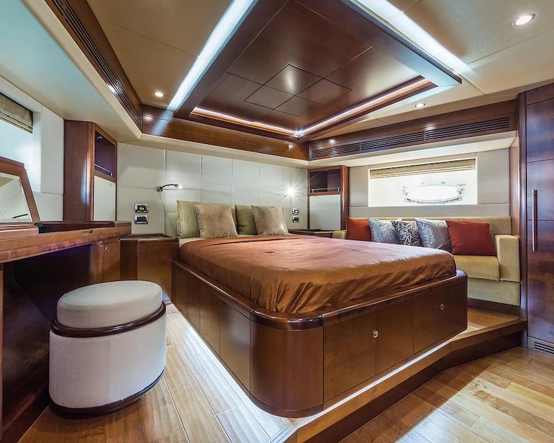 Dubai Private Yacht: 88 Feet Price