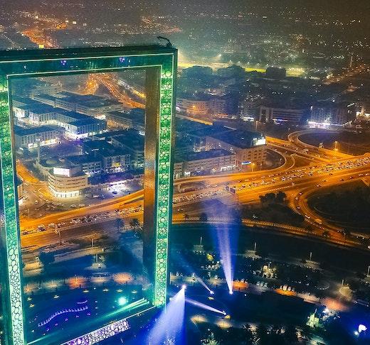 Combo: Dubai City Tour & Dubai Frame Tickets Tripx Tours