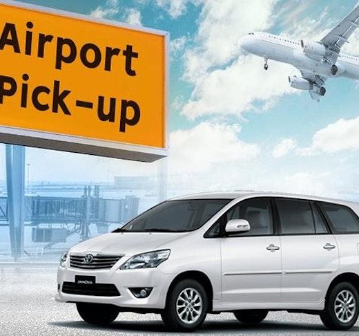 Dubai Airport Transfers Ticket