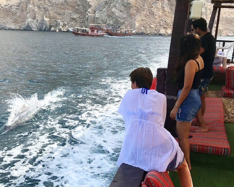 To Khasab: Full Day Trip with Dhow Cruise & Dolphin Watching Discount