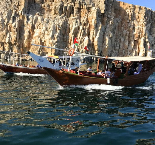 To Khasab: Full Day Trip with Dhow Cruise & Dolphin Watching Price