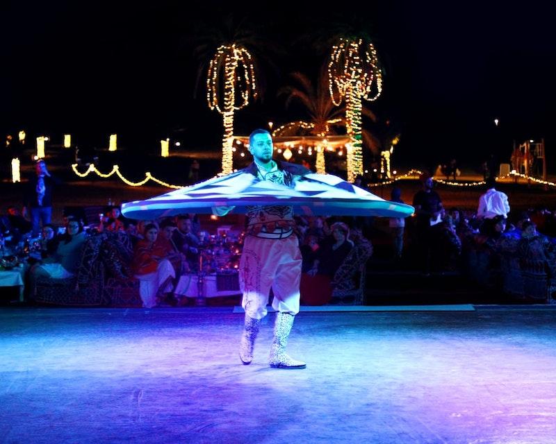 Caravanserai Bedouin Desert Dinner Experience Category