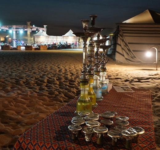 Caravanserai Bedouin Desert Dinner Experience Discount