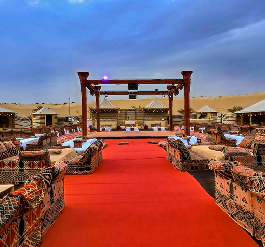 Caravanserai Bedouin Safari & Desert Dinner Experience Discount