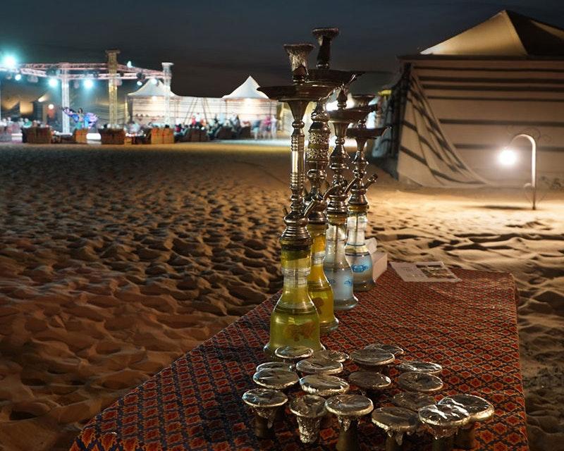 Caravanserai Bedouin Safari & Desert Dinner Experience Review