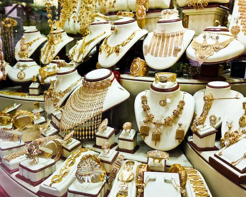 Traditional Dubai Shopping Tour Location