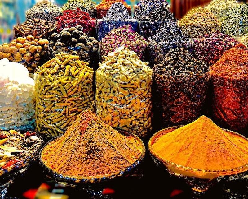 Traditional Dubai Shopping Tour Ticket