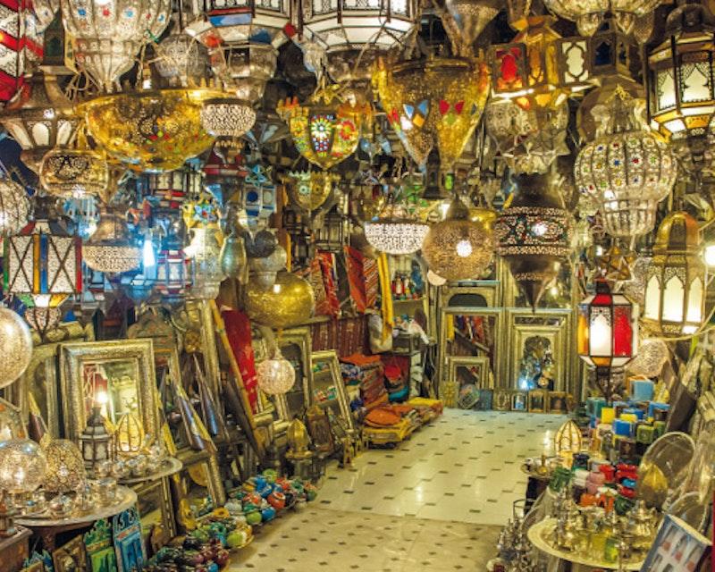 Traditional Dubai Shopping Tour Discount