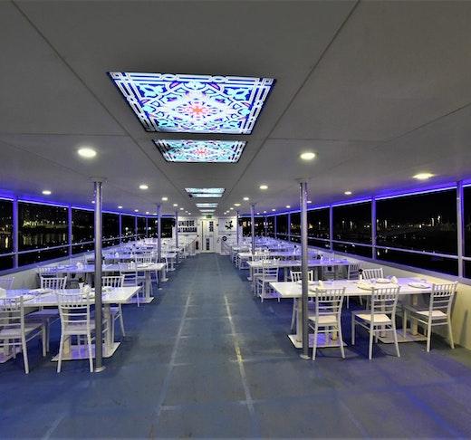 Catamaran Marina Cruise Experience Ticket