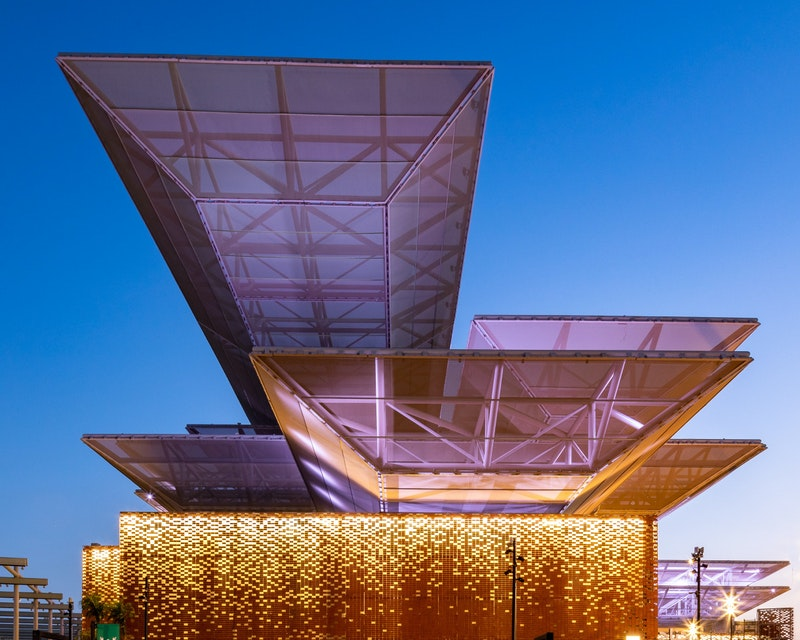Expo 2020 Dubai with Optional Hotel Transfers  Ticket