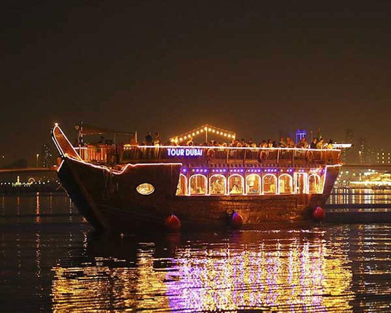 Dubai Creek Guided Cruise Category