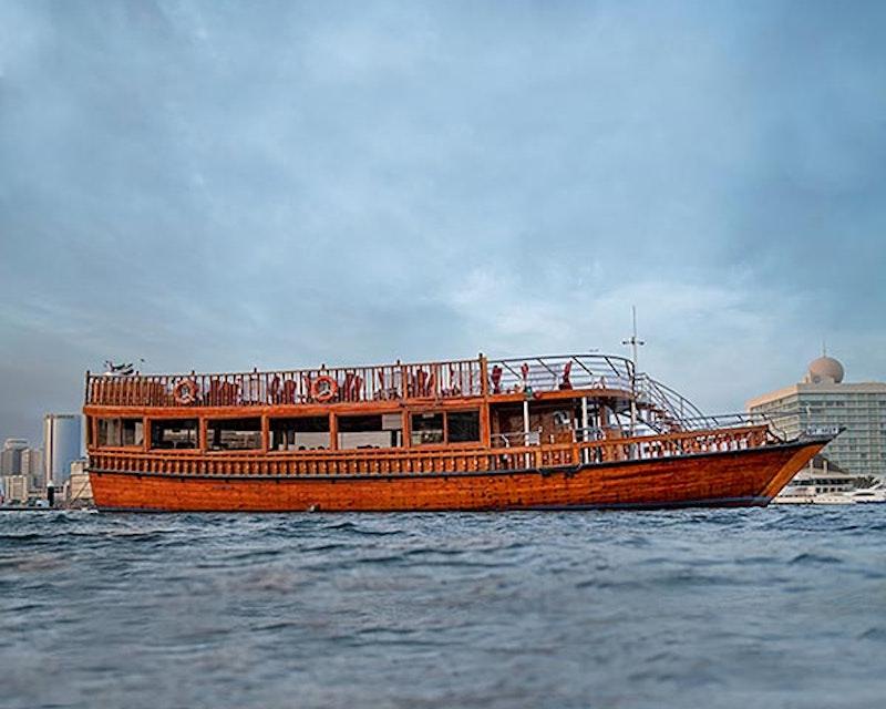 Dubai Creek Guided Cruise Price