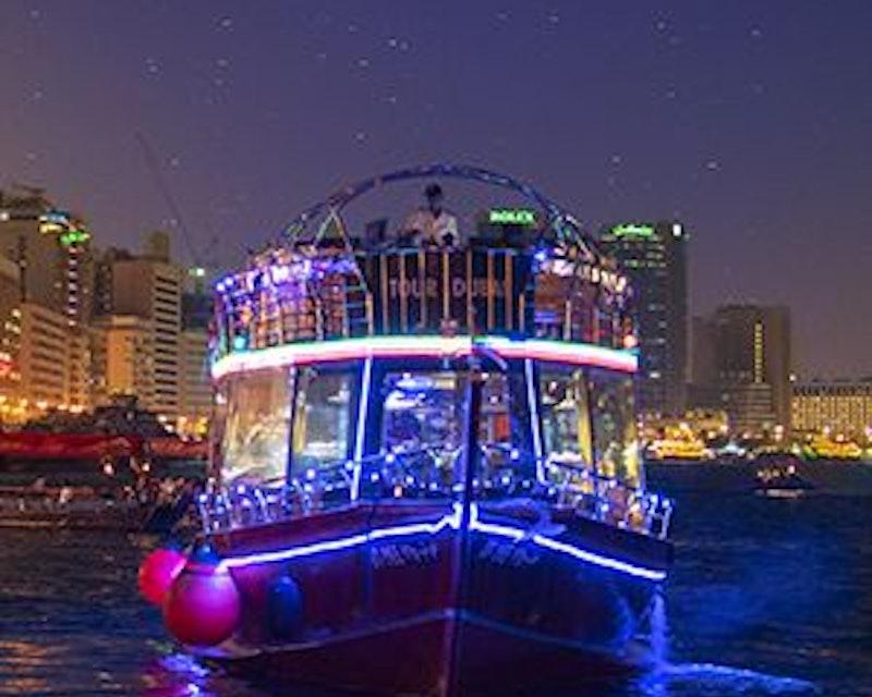 Dubai Creek Guided Cruise Tripx Tours